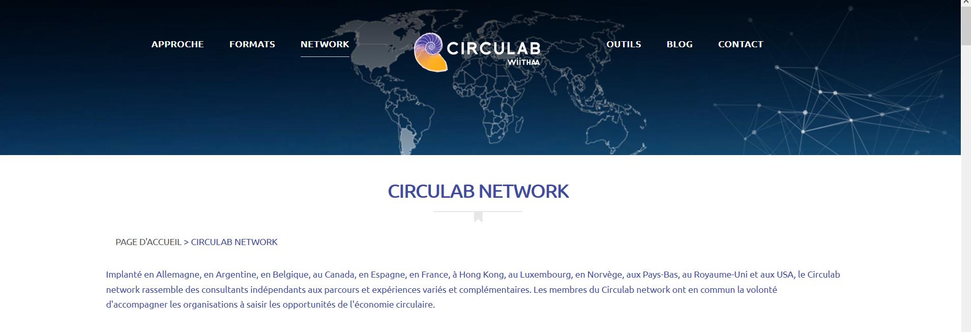 Circulab Network